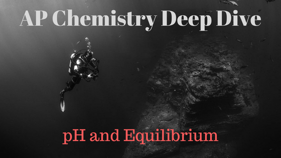 Solving an AP Chemistry problem – pH and Equilibrium